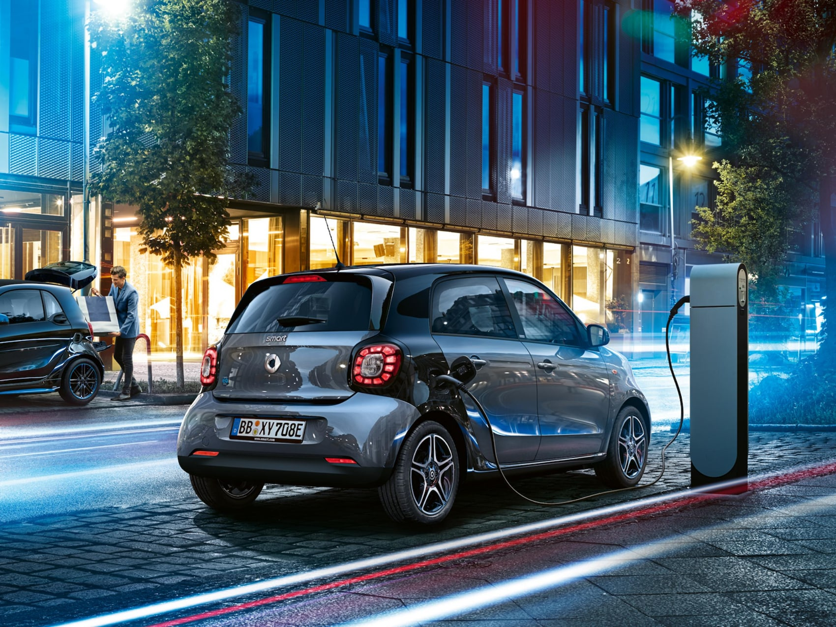 smart  - elektrikli sürüş