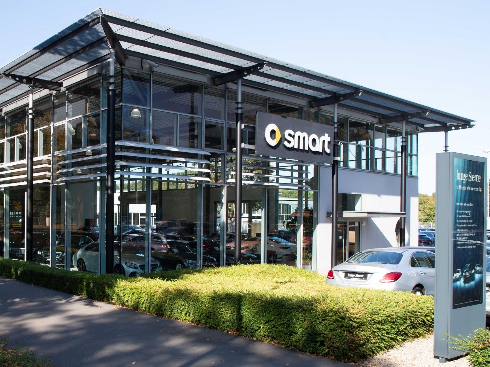 Standort-Foto smart-Center Krefeld