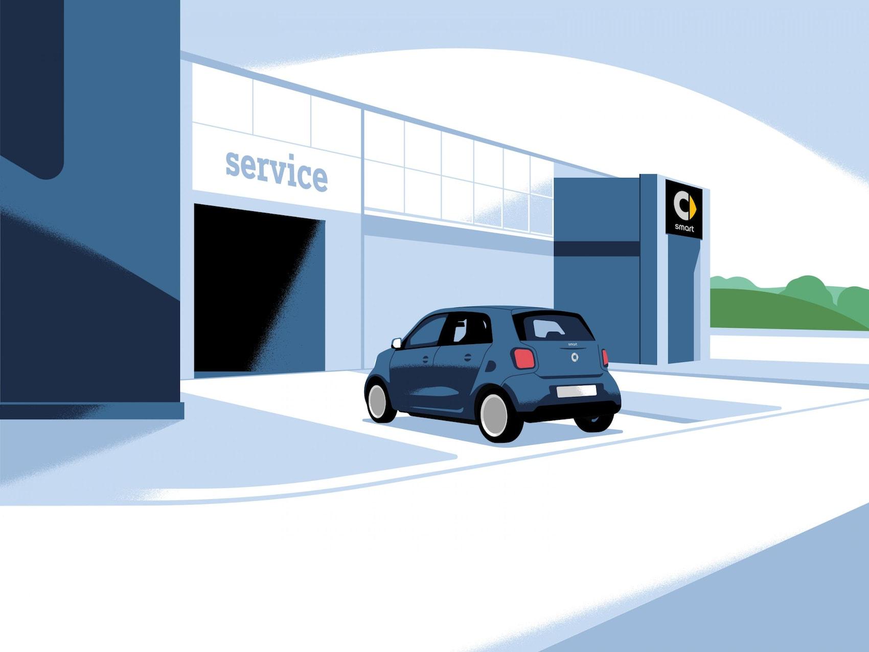 smart Road Assistance Abschlepp Service