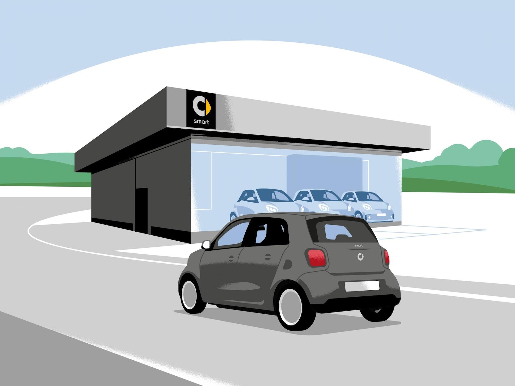 smart Road Assistance Fahrzeugrückführung