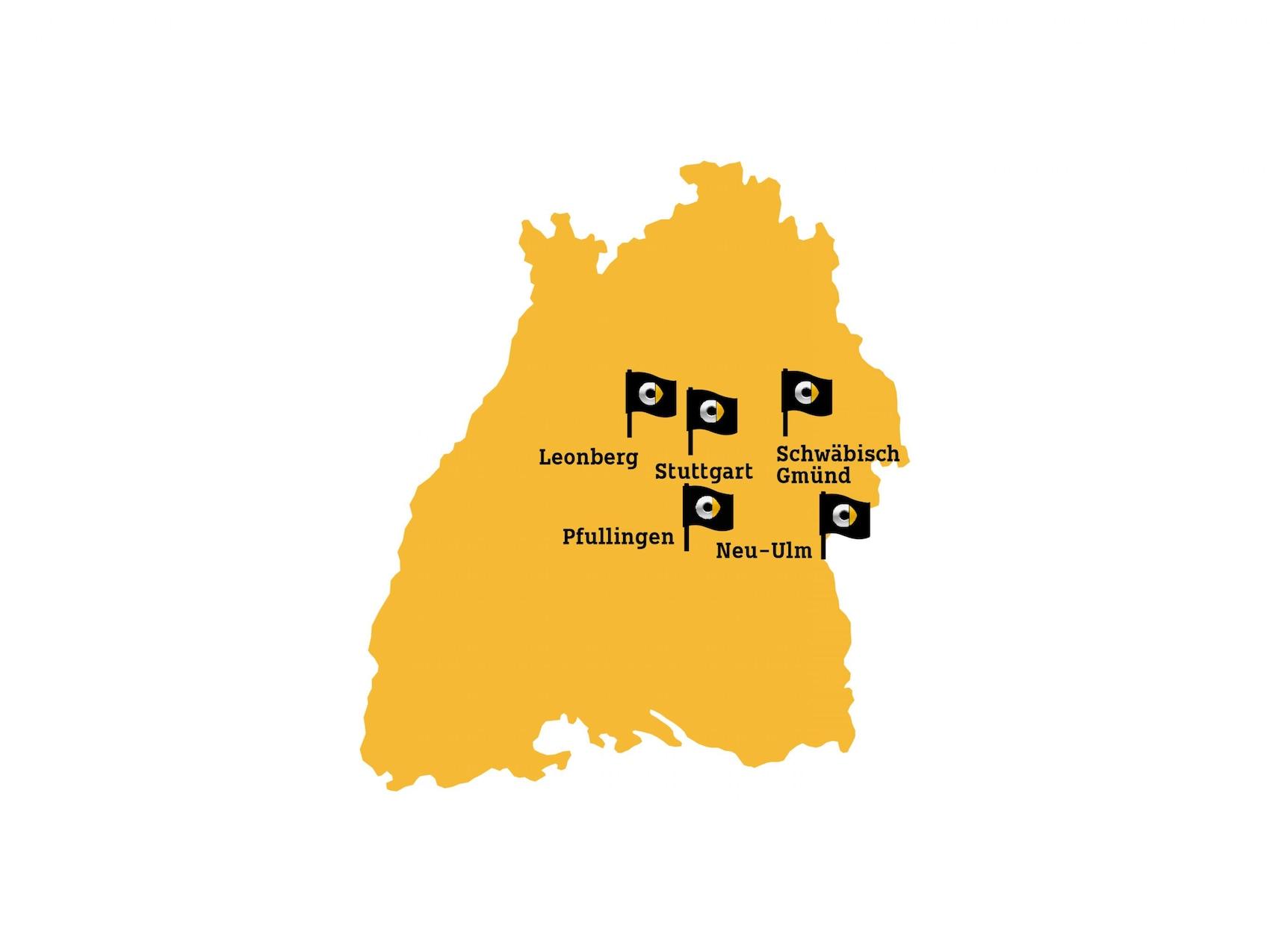 smart Standorte Baden-Württemberg