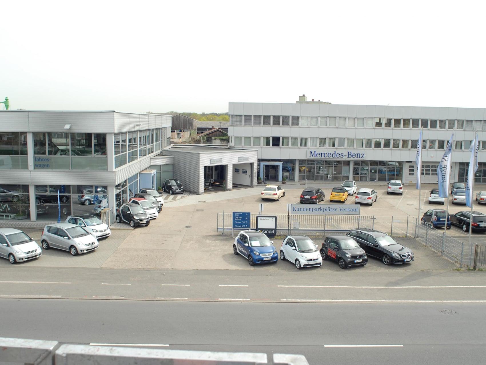 smart Center Grünstadt - Standort: Worms