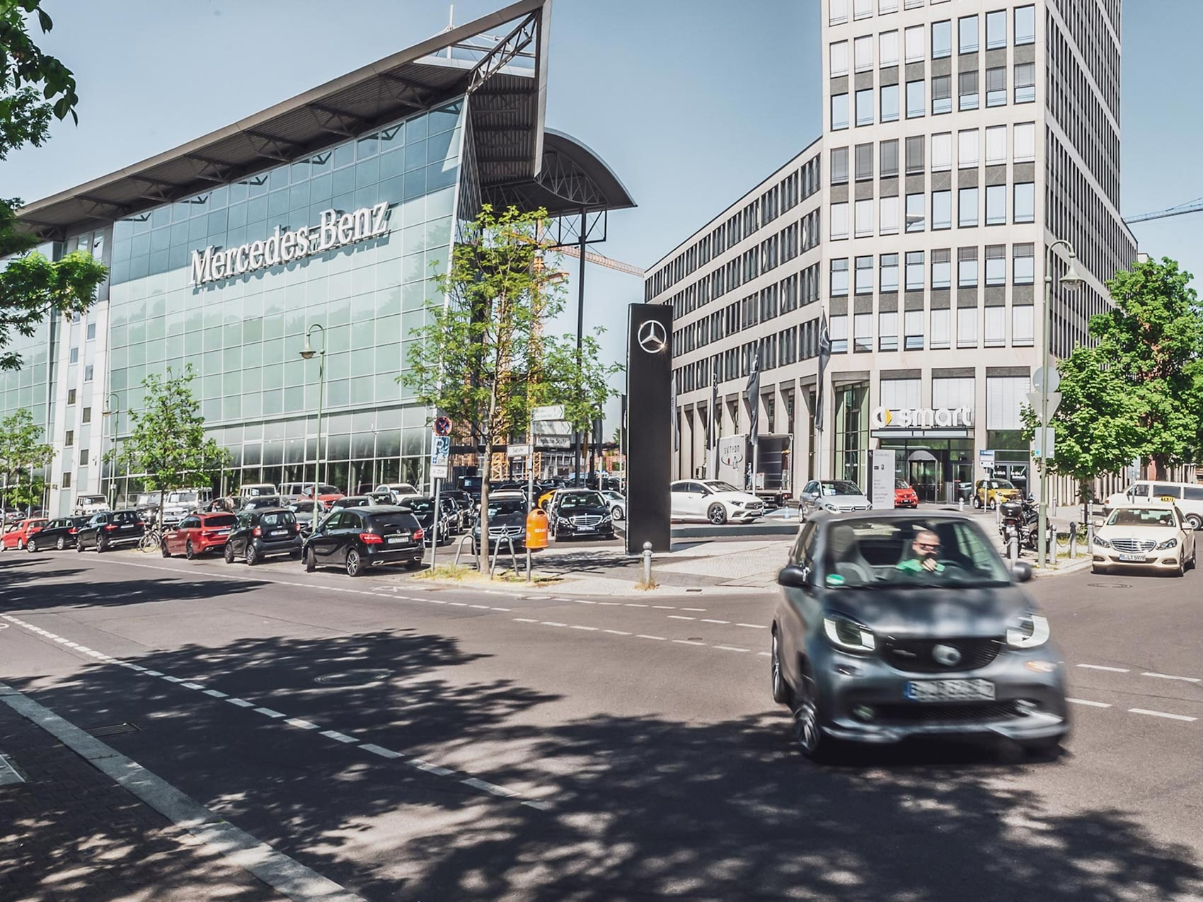 smart Berlin Standort Salzufer