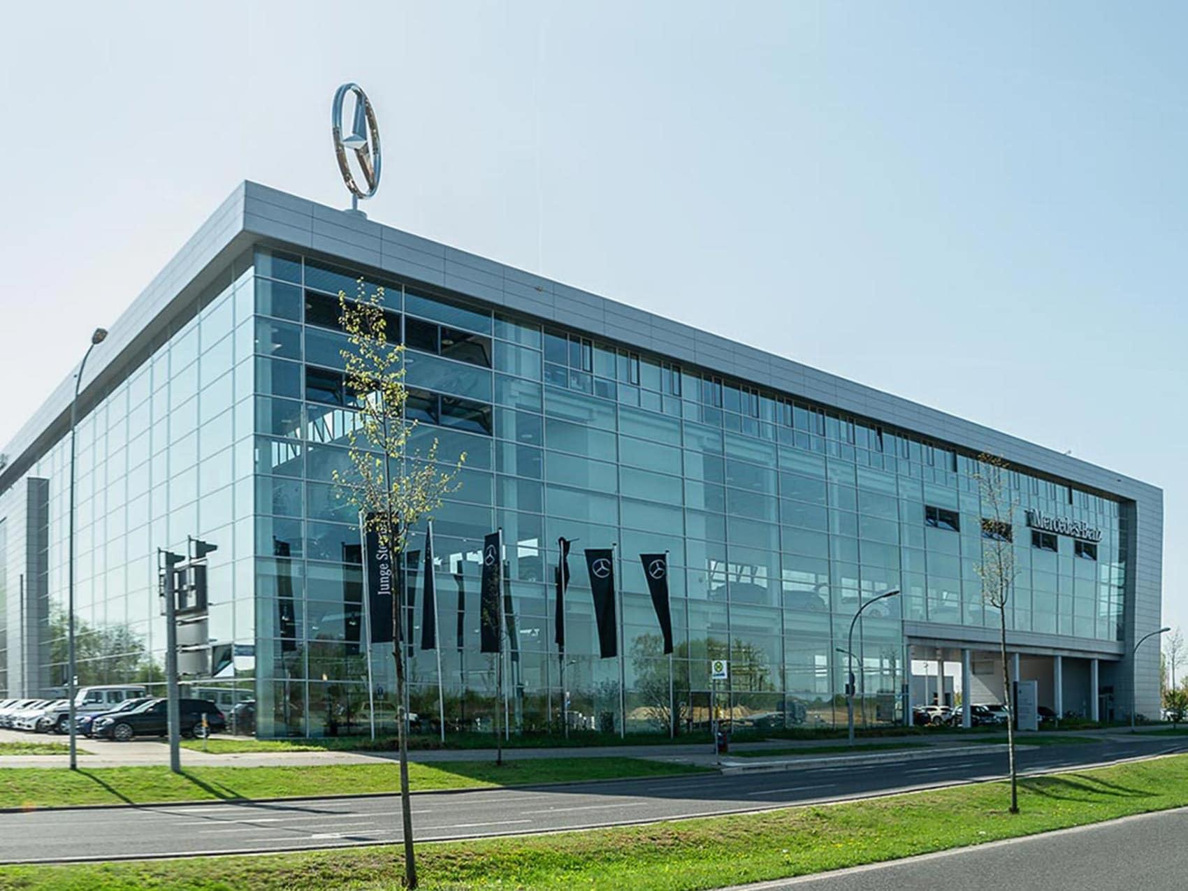 smart Standort Berlin Schönefeld airportcenter