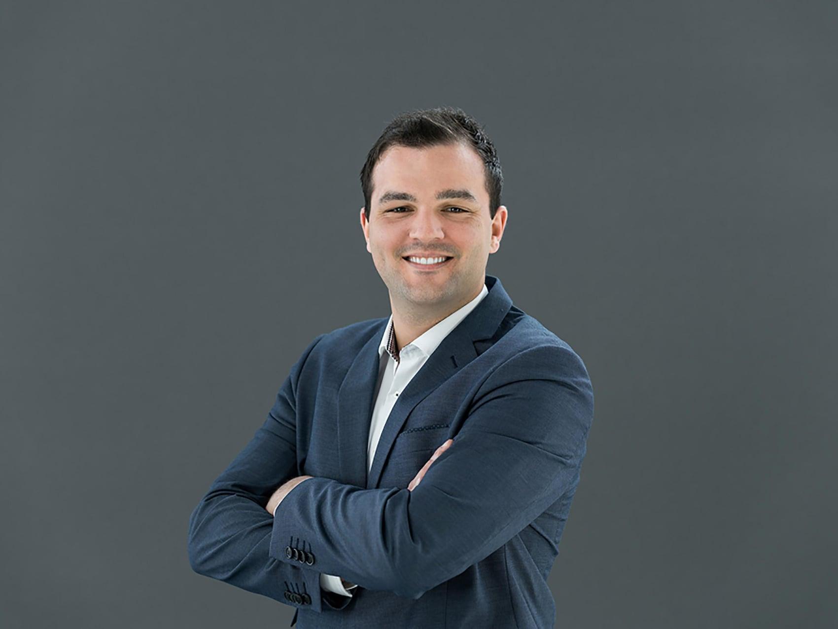 smart Center Grünstadt - Mitarbeiter: Florian Senz