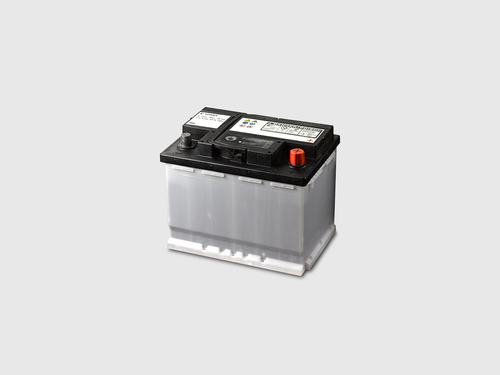 smart Original-Batterie