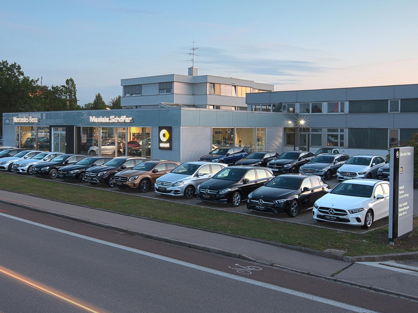smart Center Landsberg - Standort: Landsberg