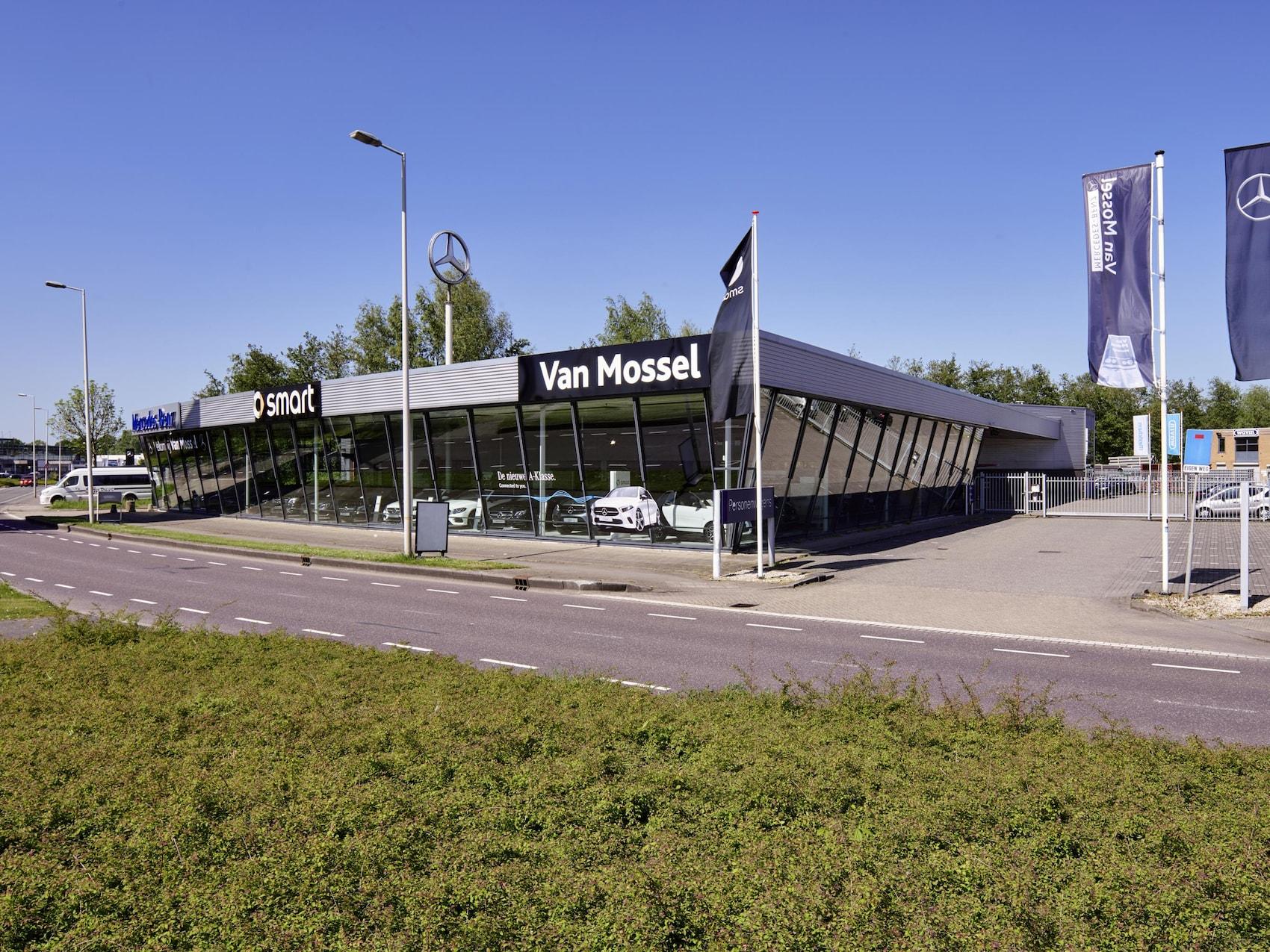 Vestiging_Van Mossel smart_Rotterdam Charlois