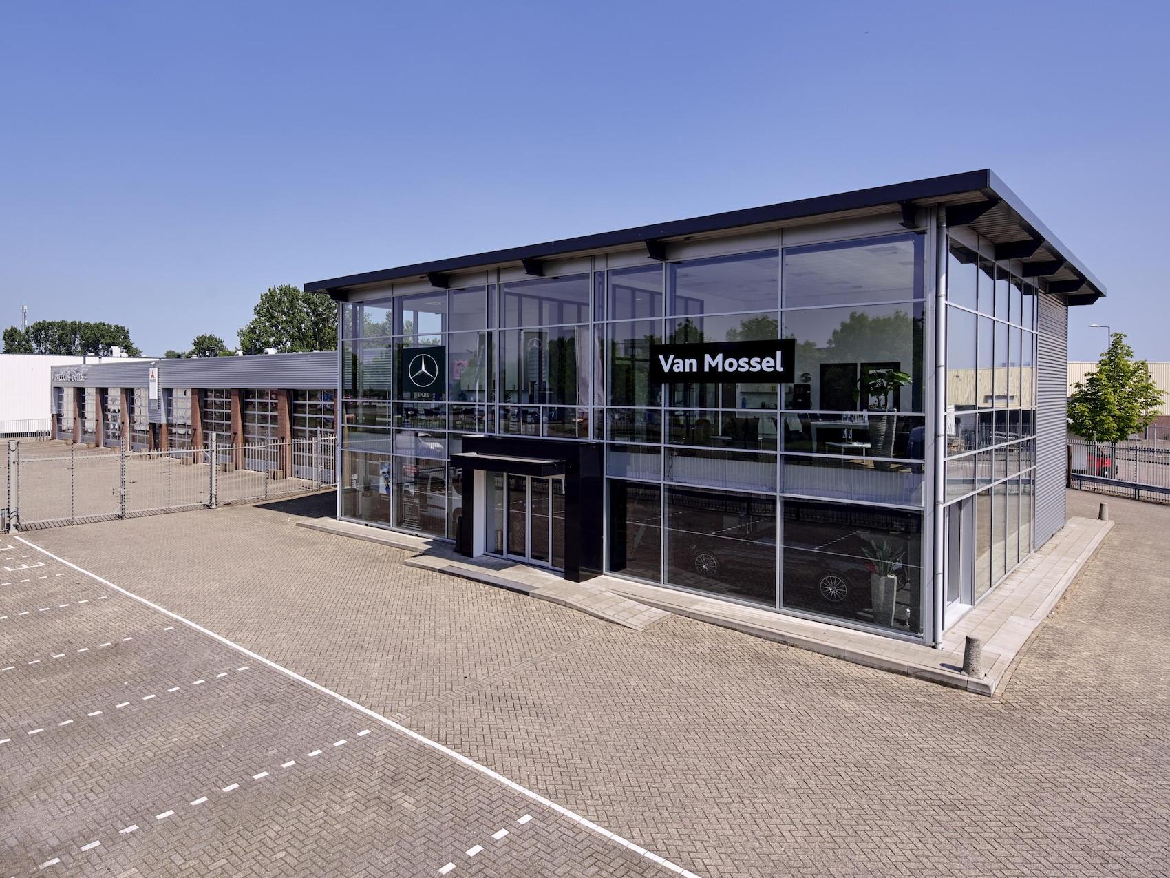 Vestiging_Van Mossel smart_Rotterdam Spaanse Polder