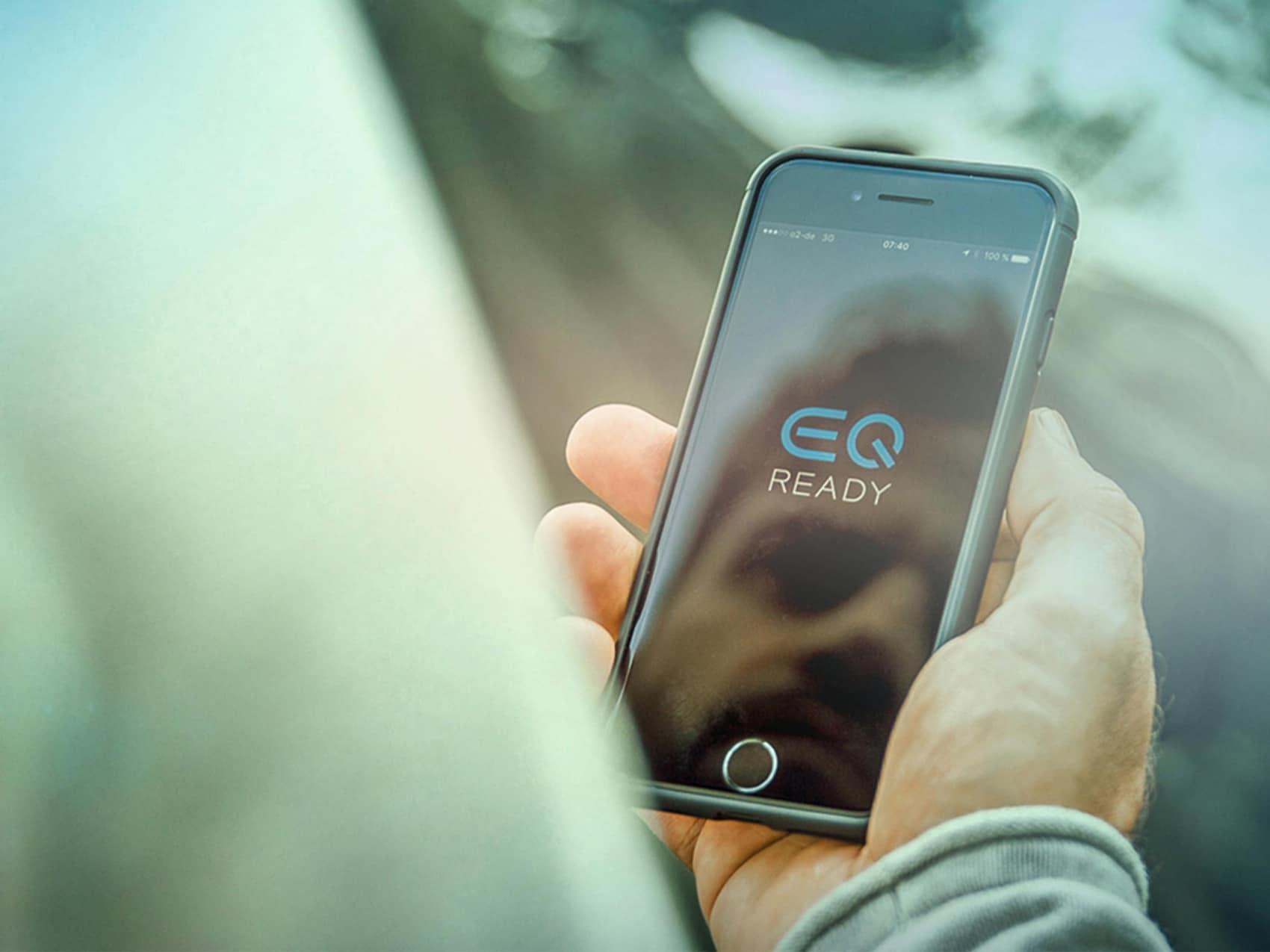 smart EQ Ready app