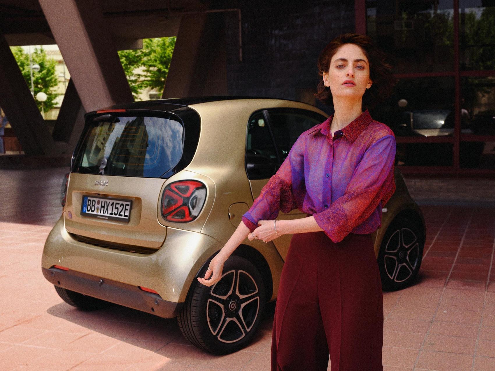 smart EQ fortwo coupé - Insurance