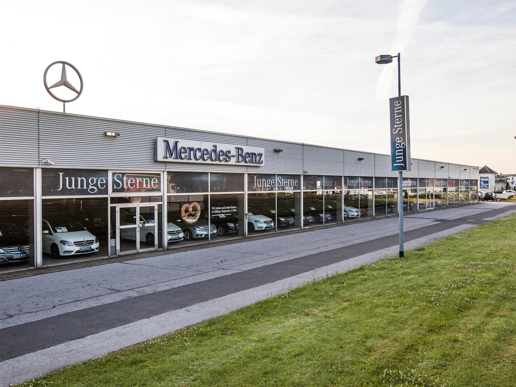 Mercedes Benz Niederlassung Köln Köln