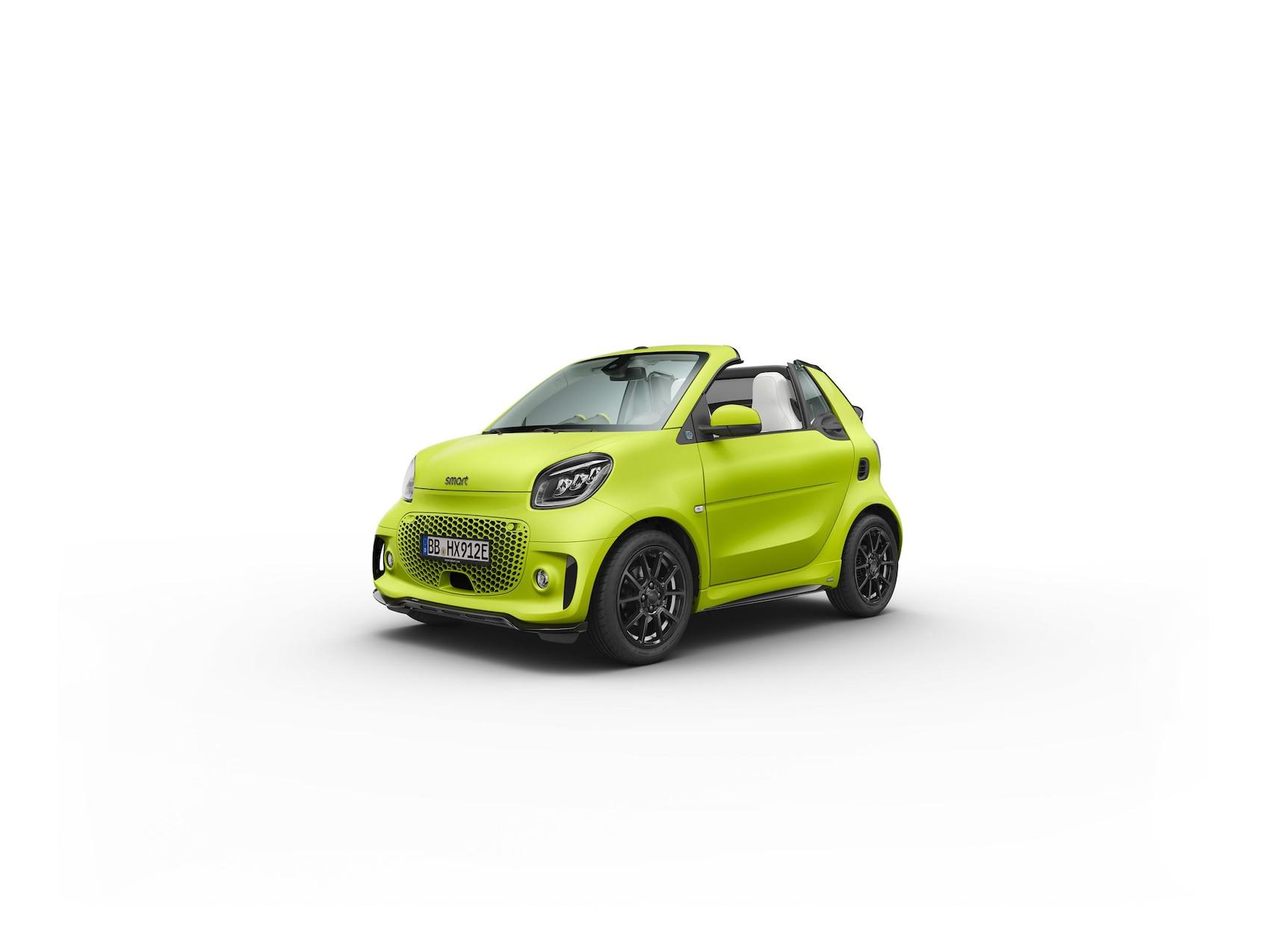 smart EQ fortwo Cabrio Tailor Made