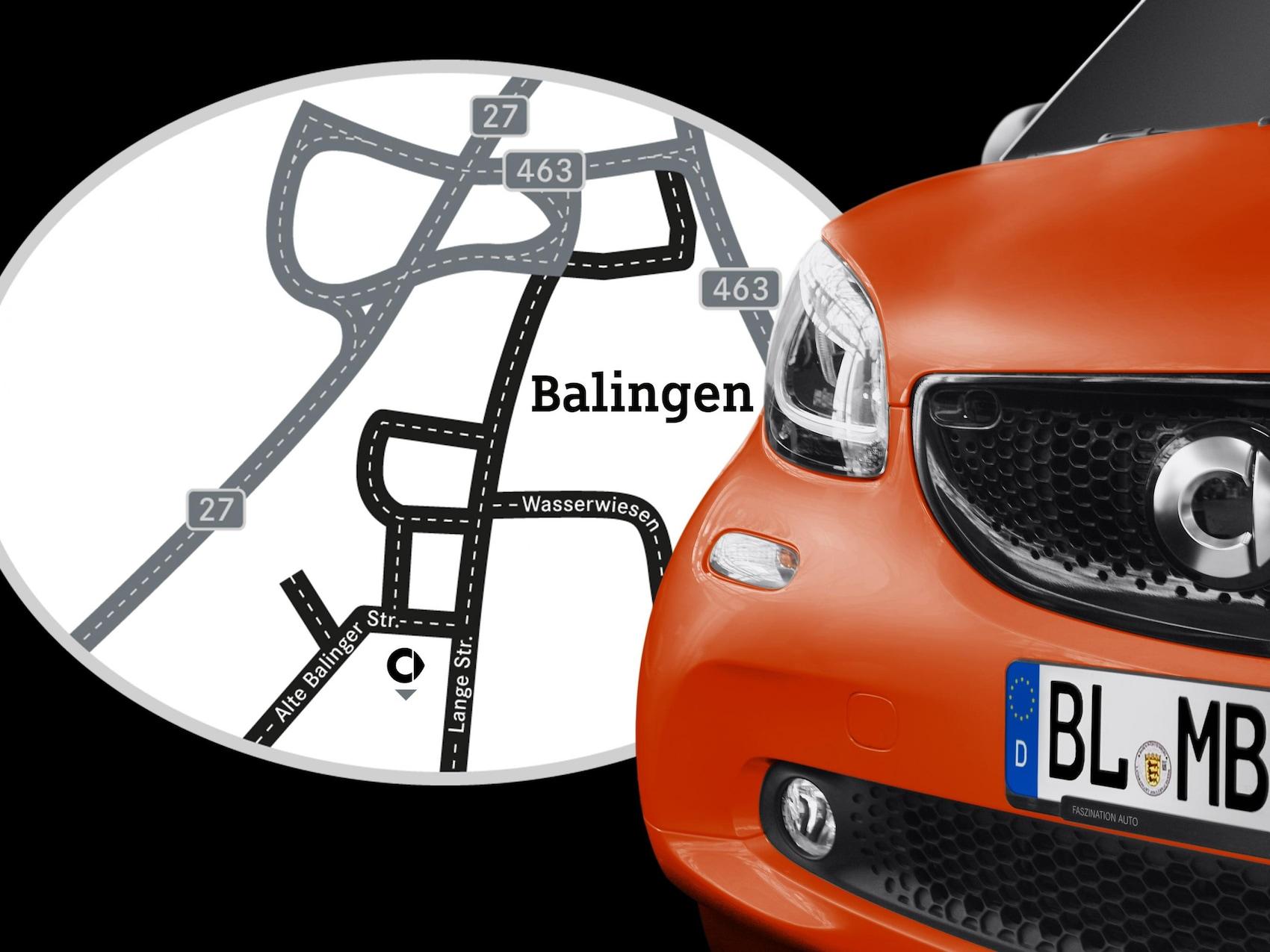 Riess Standort Balingen