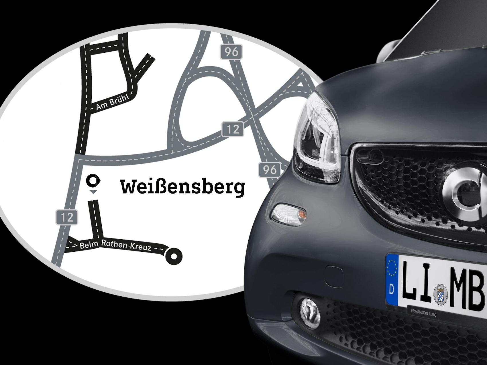 Riess Standort Weißensberg