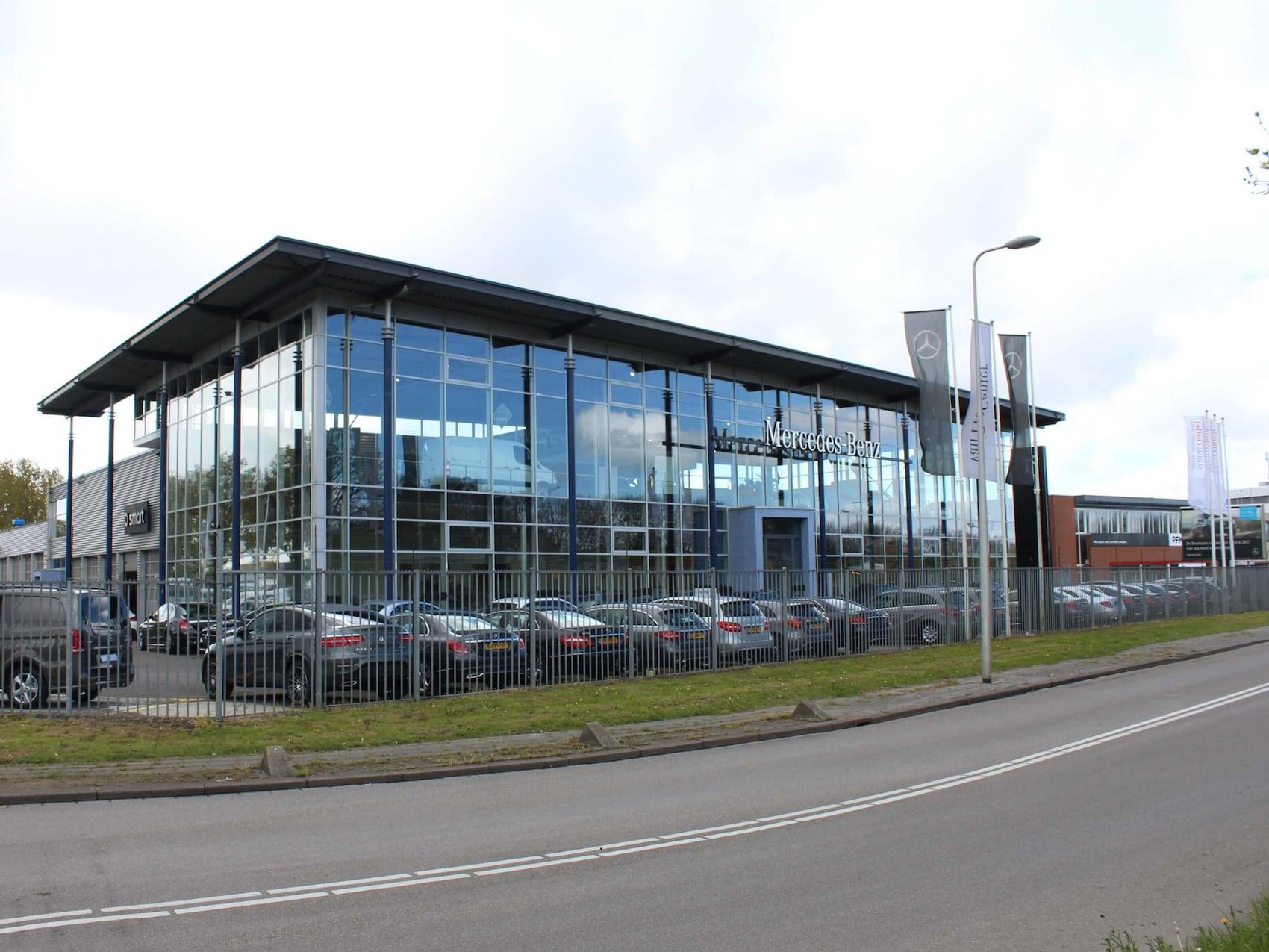 Mercedes-Benz vestiging Alphen ad Rijn