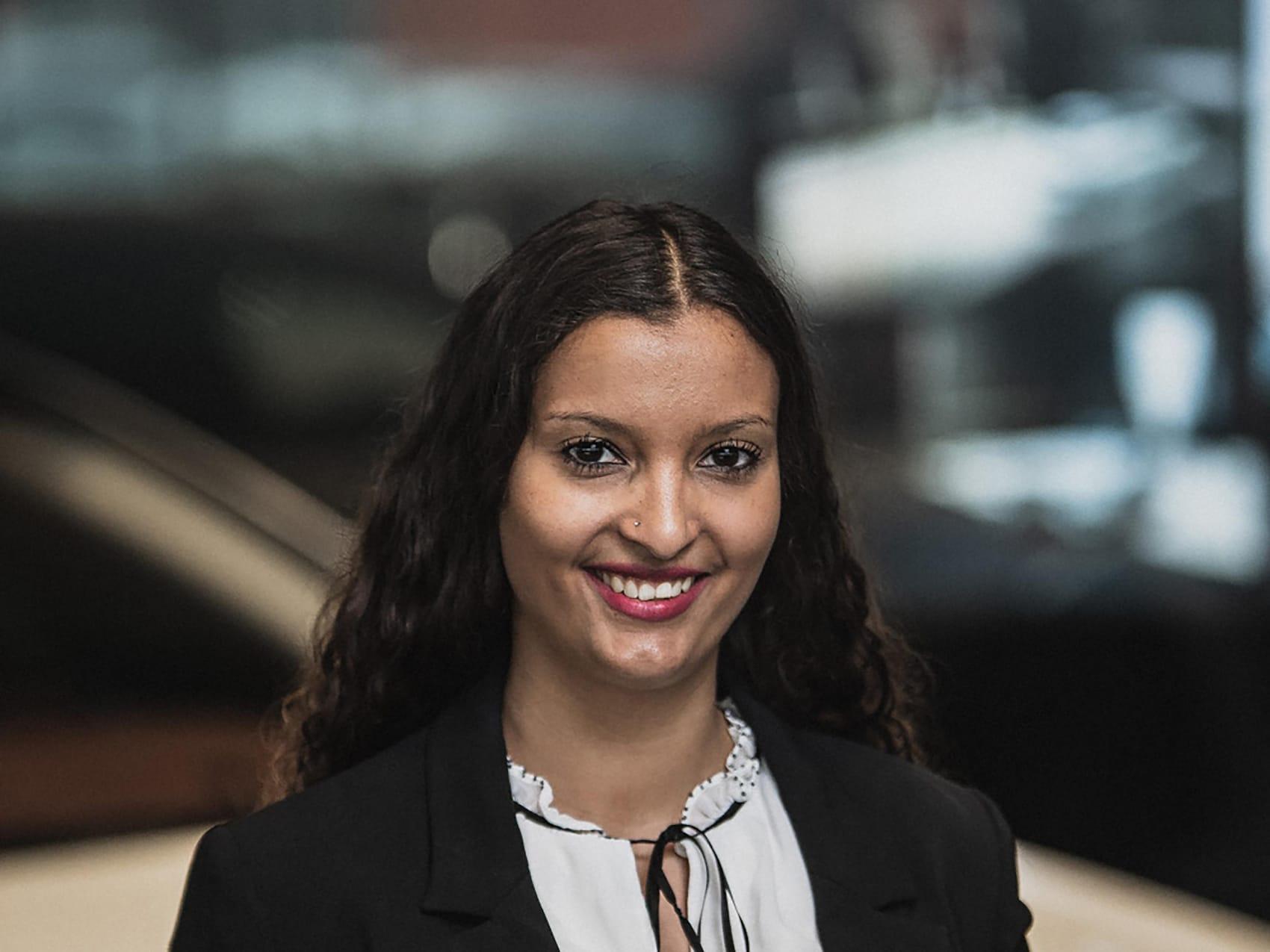 smart Center Allgäu - Mitarbeiter: Luana Chalabala