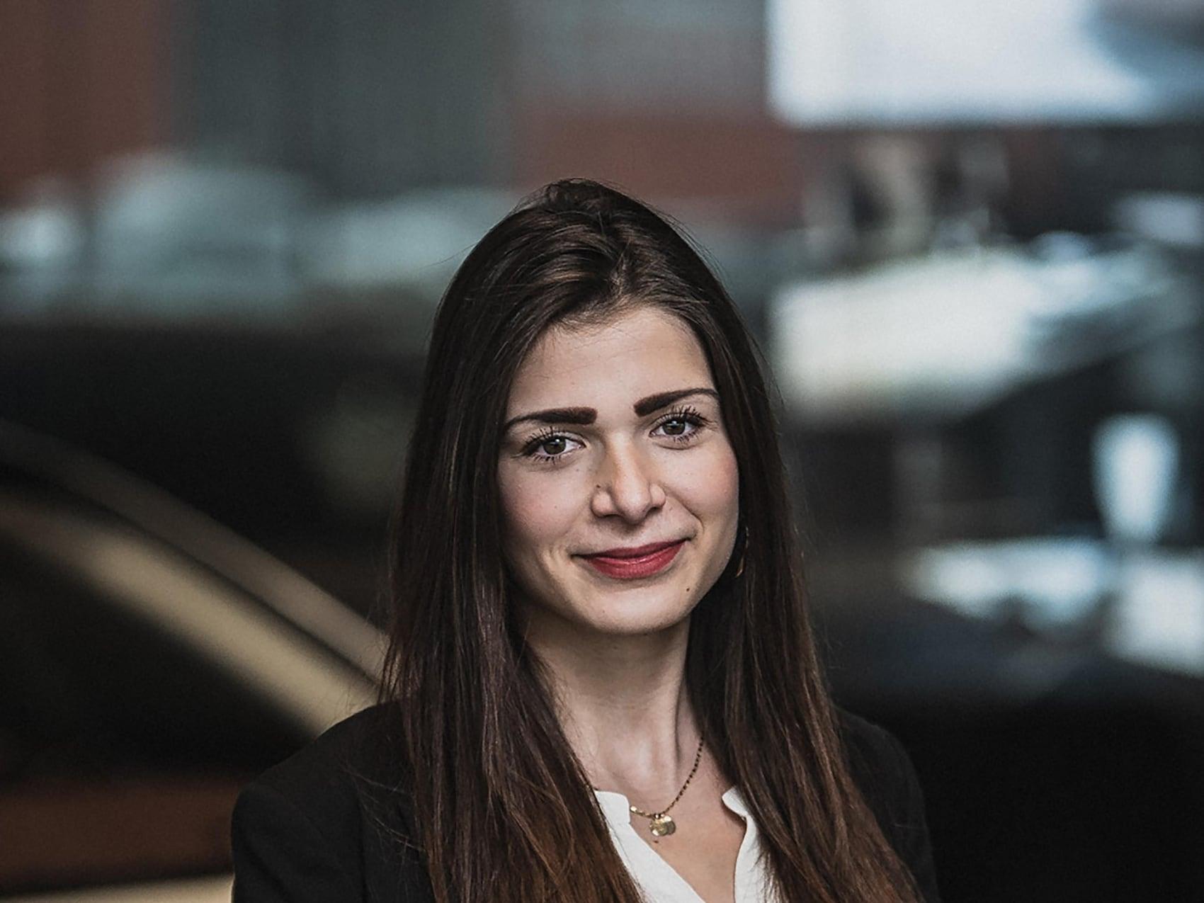 smart Center Allgäu - Mitarbeiter: Michelle Müller