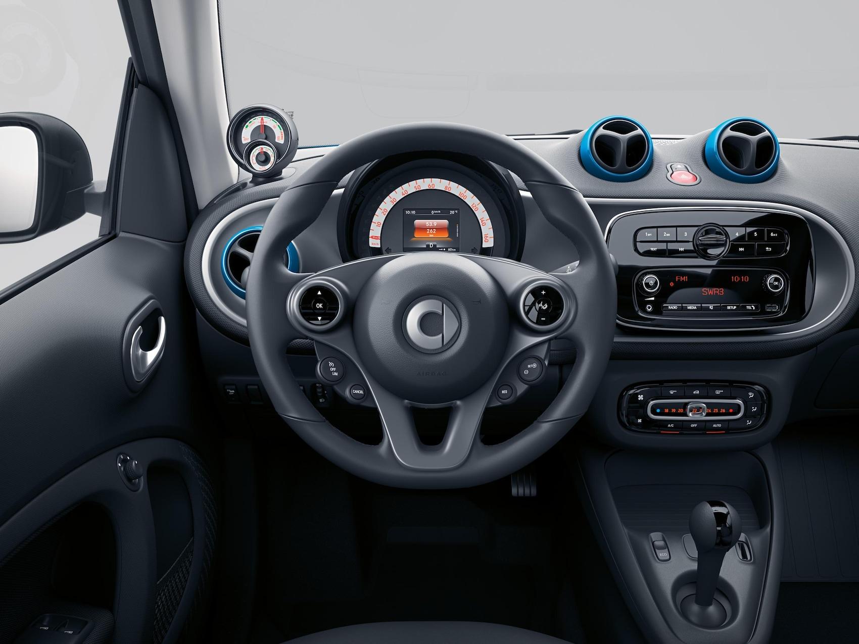 smart EQ Cockpit 59U