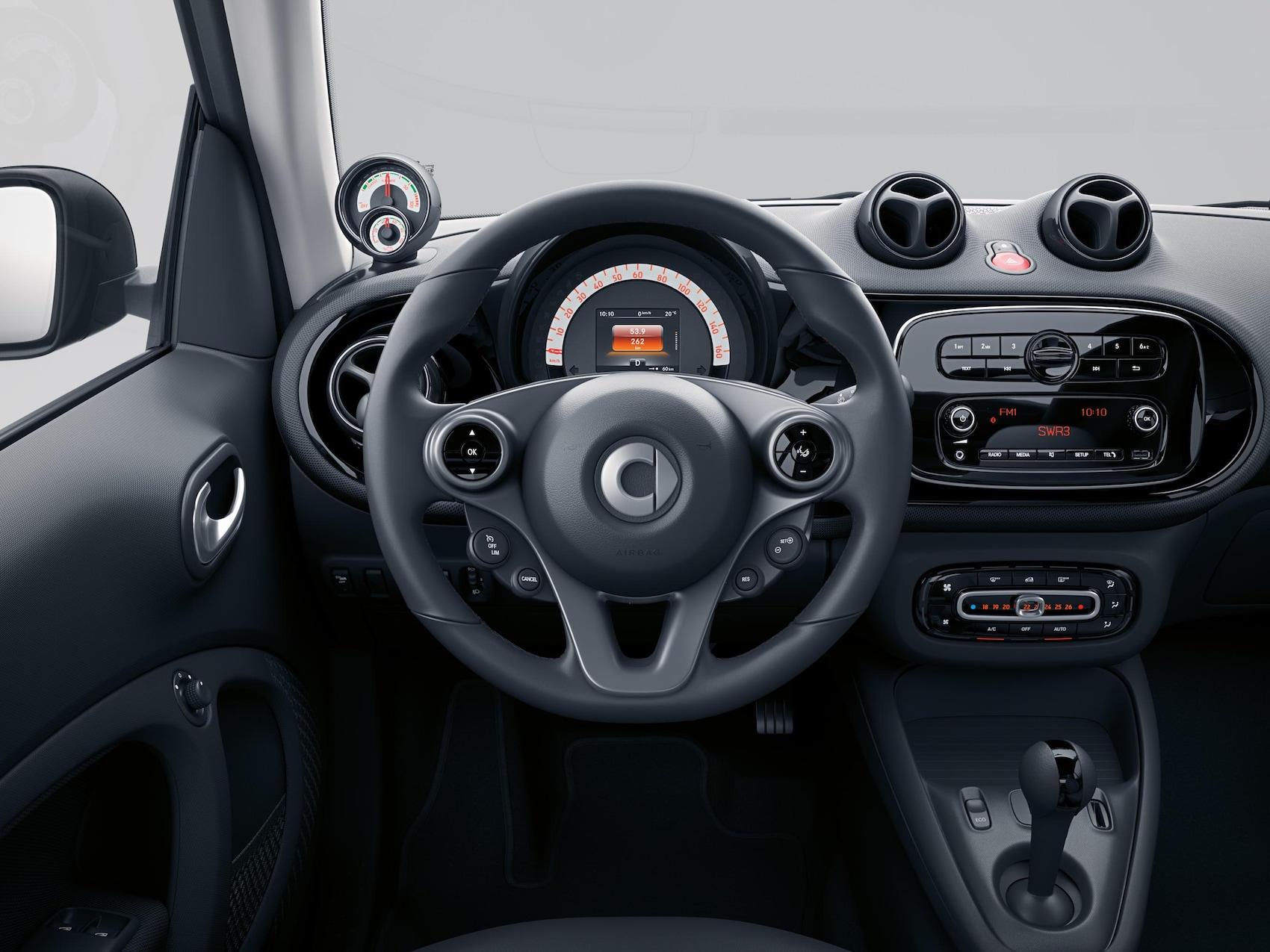 smart EQ Cockpit 61U