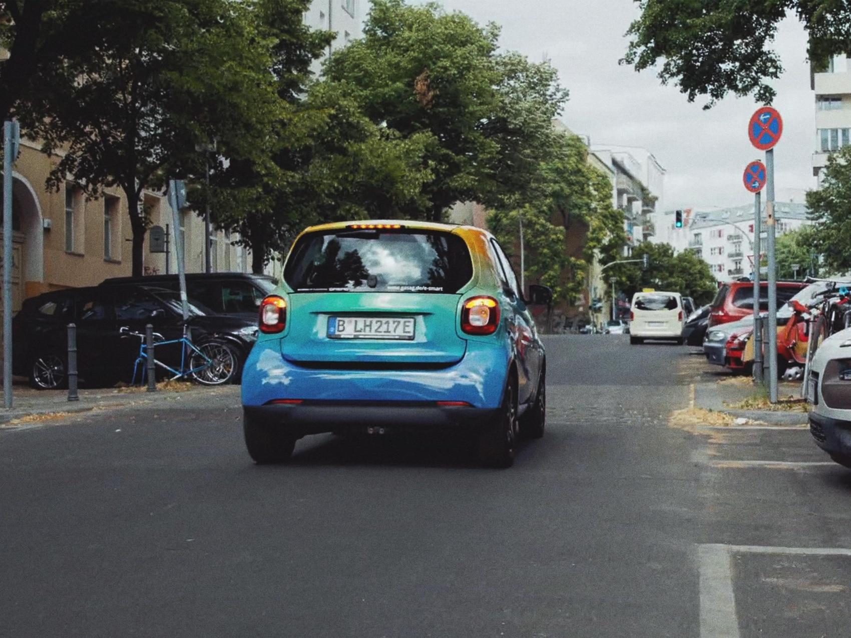 smart erleben Voll Elektrisch Berlin