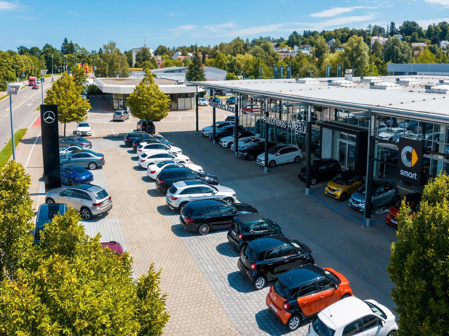 smart Center Allgäu - Standort: Kempten