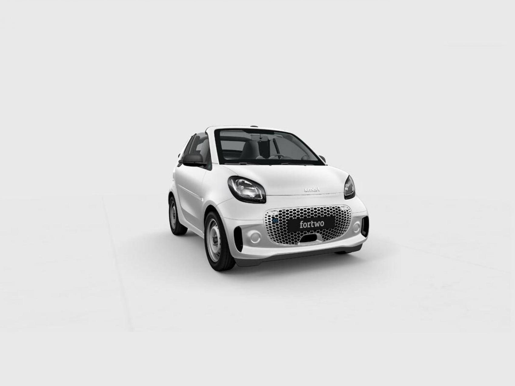 smart EQ fortwo cabrio umweltbonus