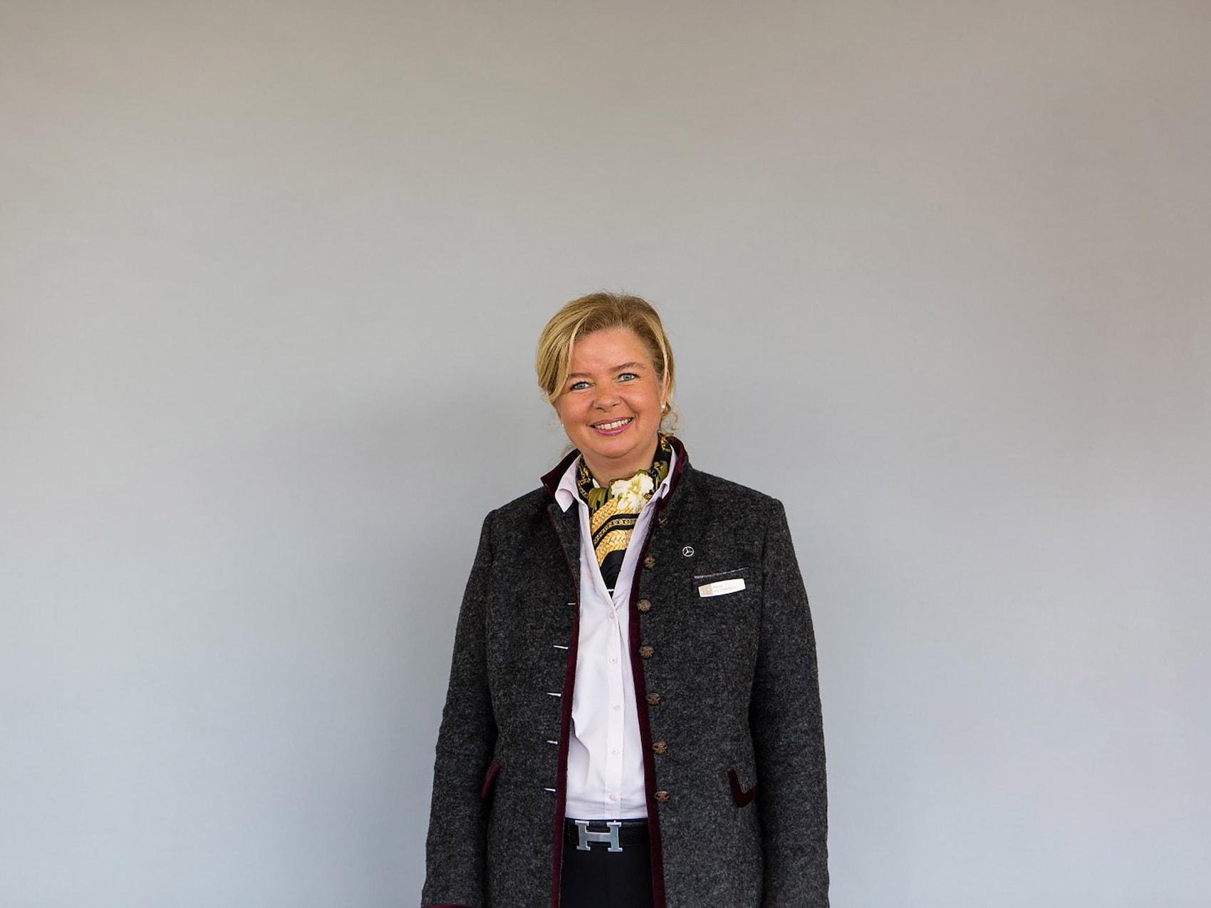 smart Center Rosenheim - Mitarbeiter: Sabine Grafenstein