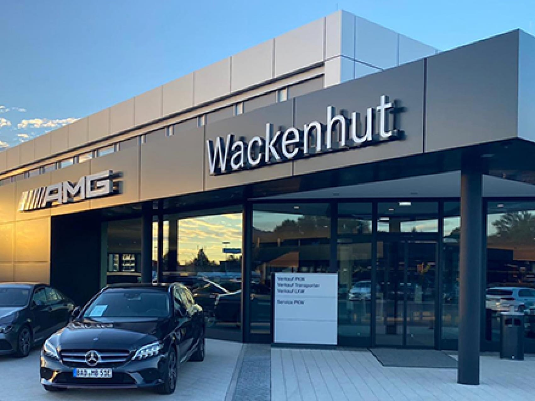 smart Center Wackenhut Standort Baden-Baden