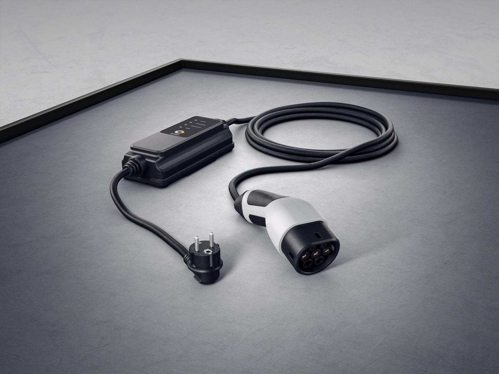 smart Mode-2-Ladekabel