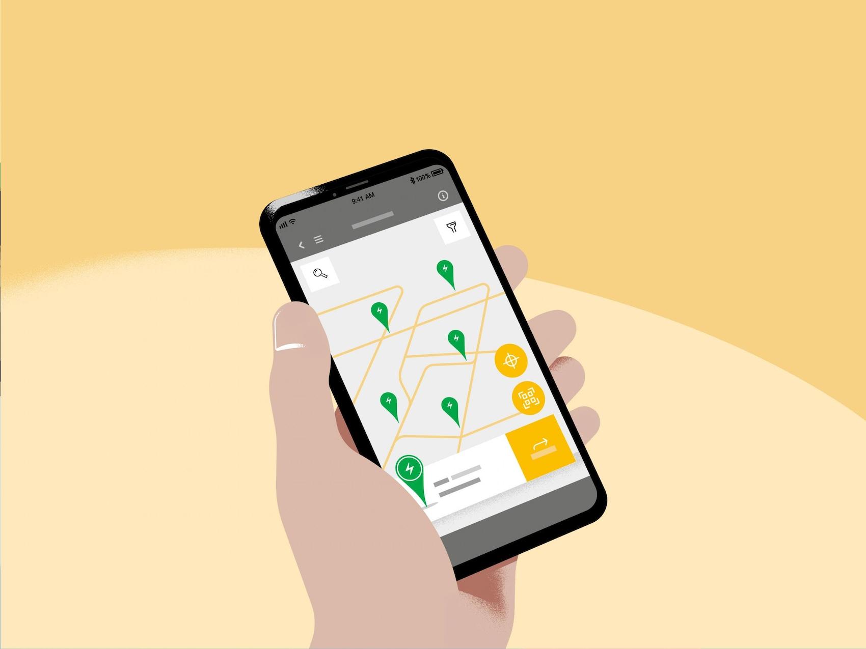 App smart EQ