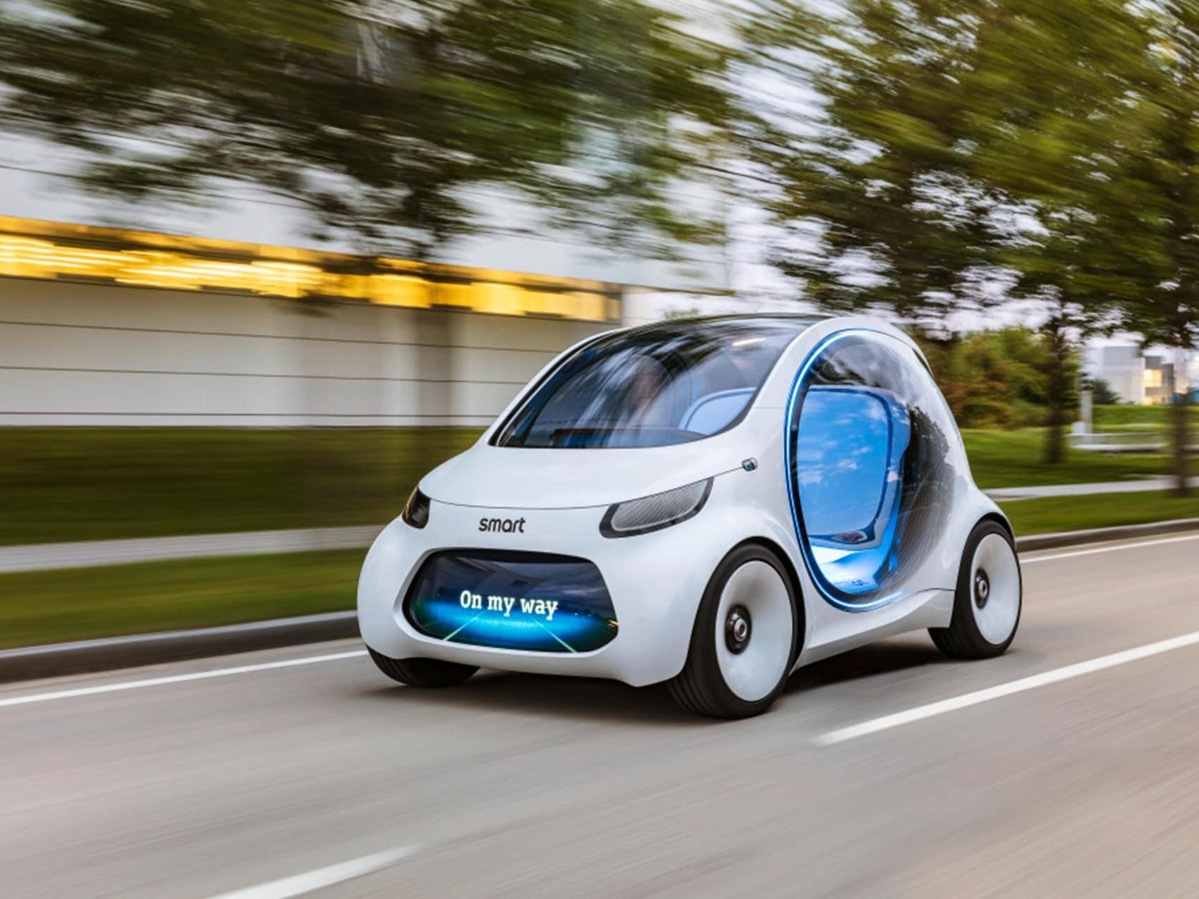 Future fortwo sustainability