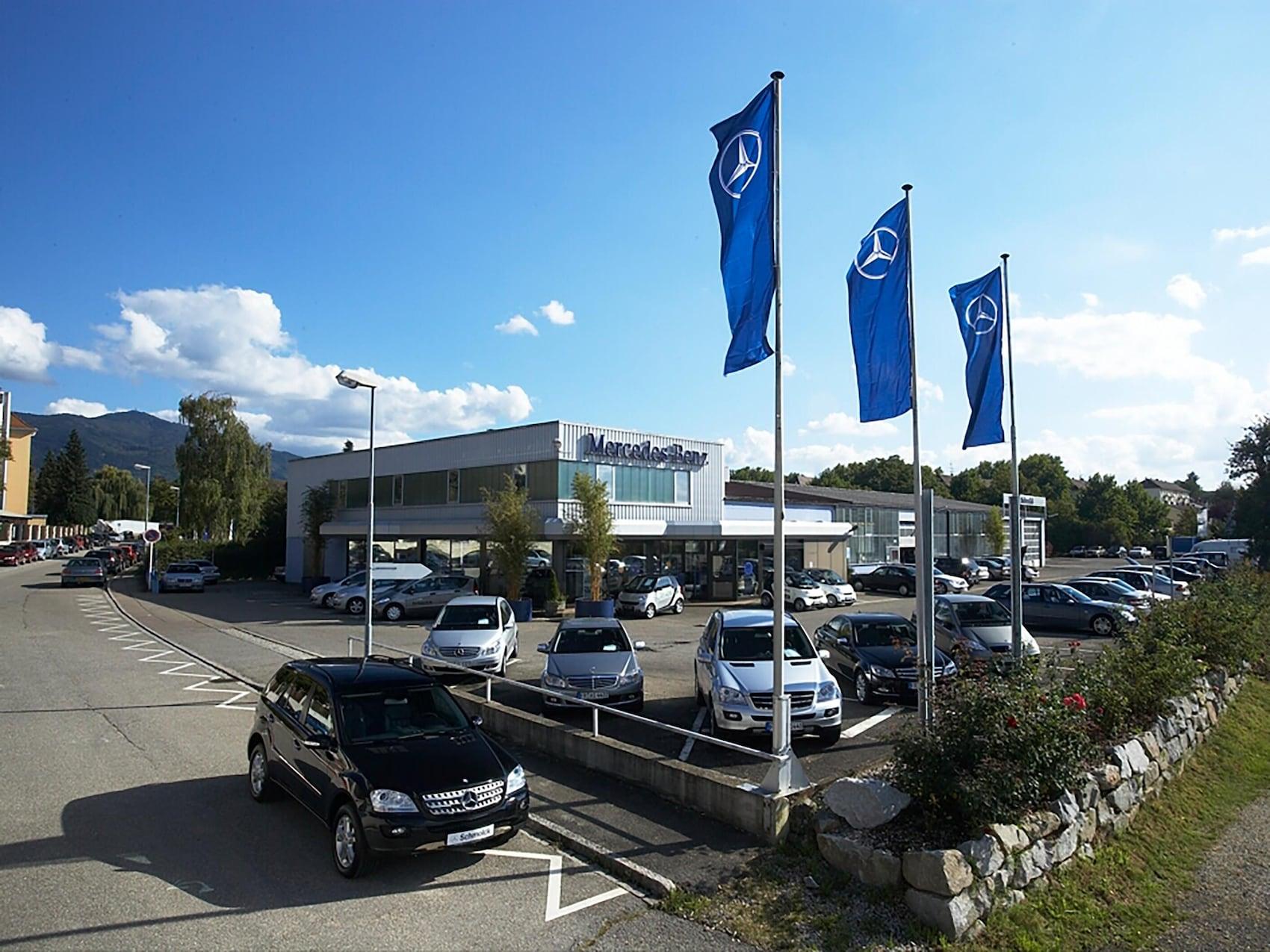 Autohaus Schmolck GmbH Müllheim