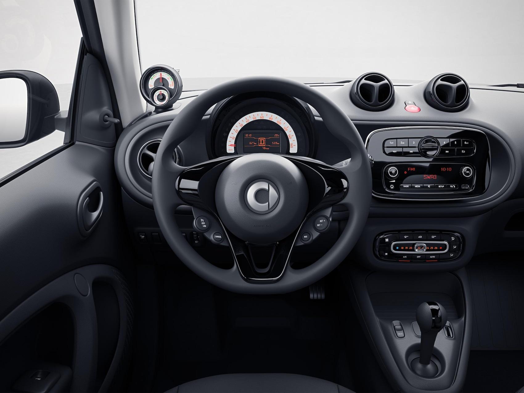 Poste de conduite smart EQ 50U