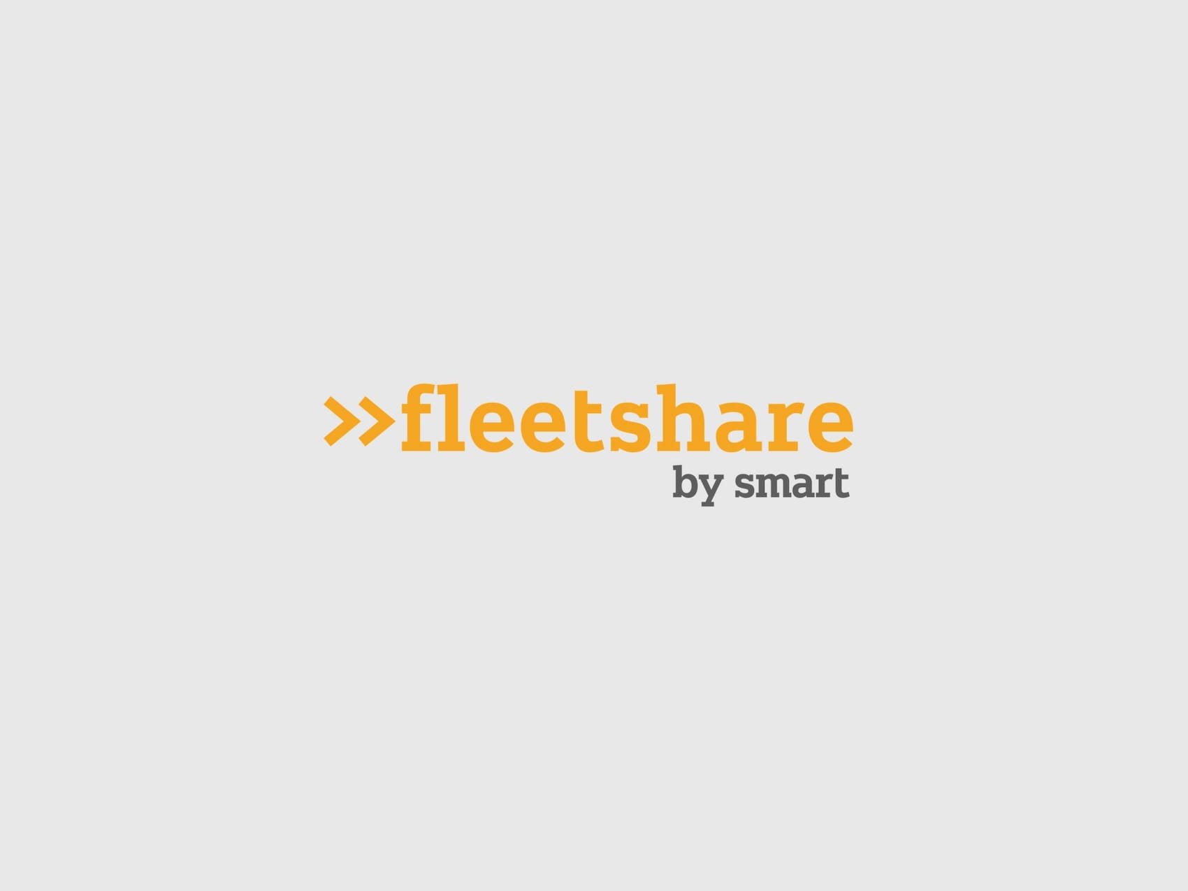 fleetshare by smart - Logo