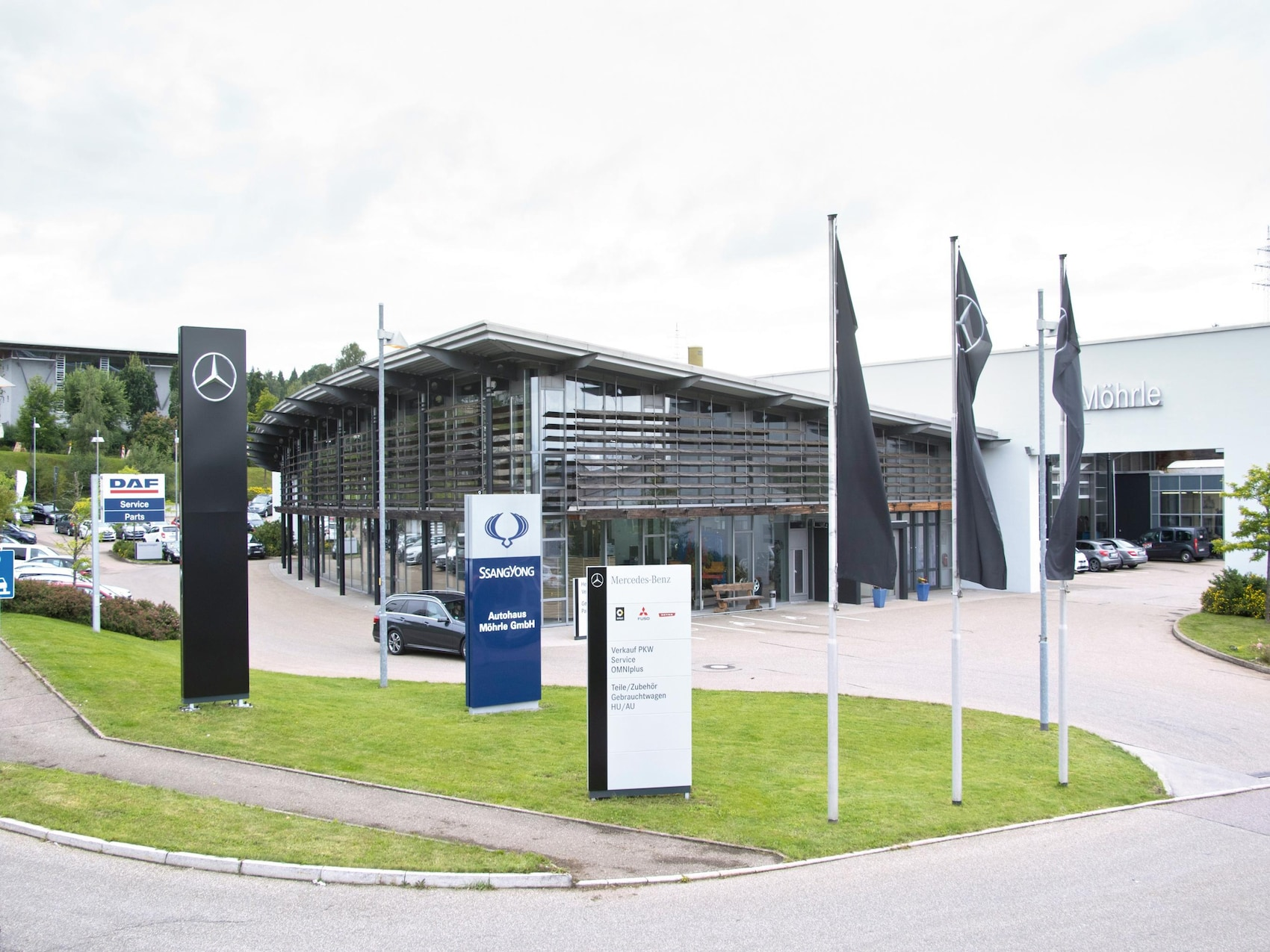 Autohaus Möhrle, Freudenstadt