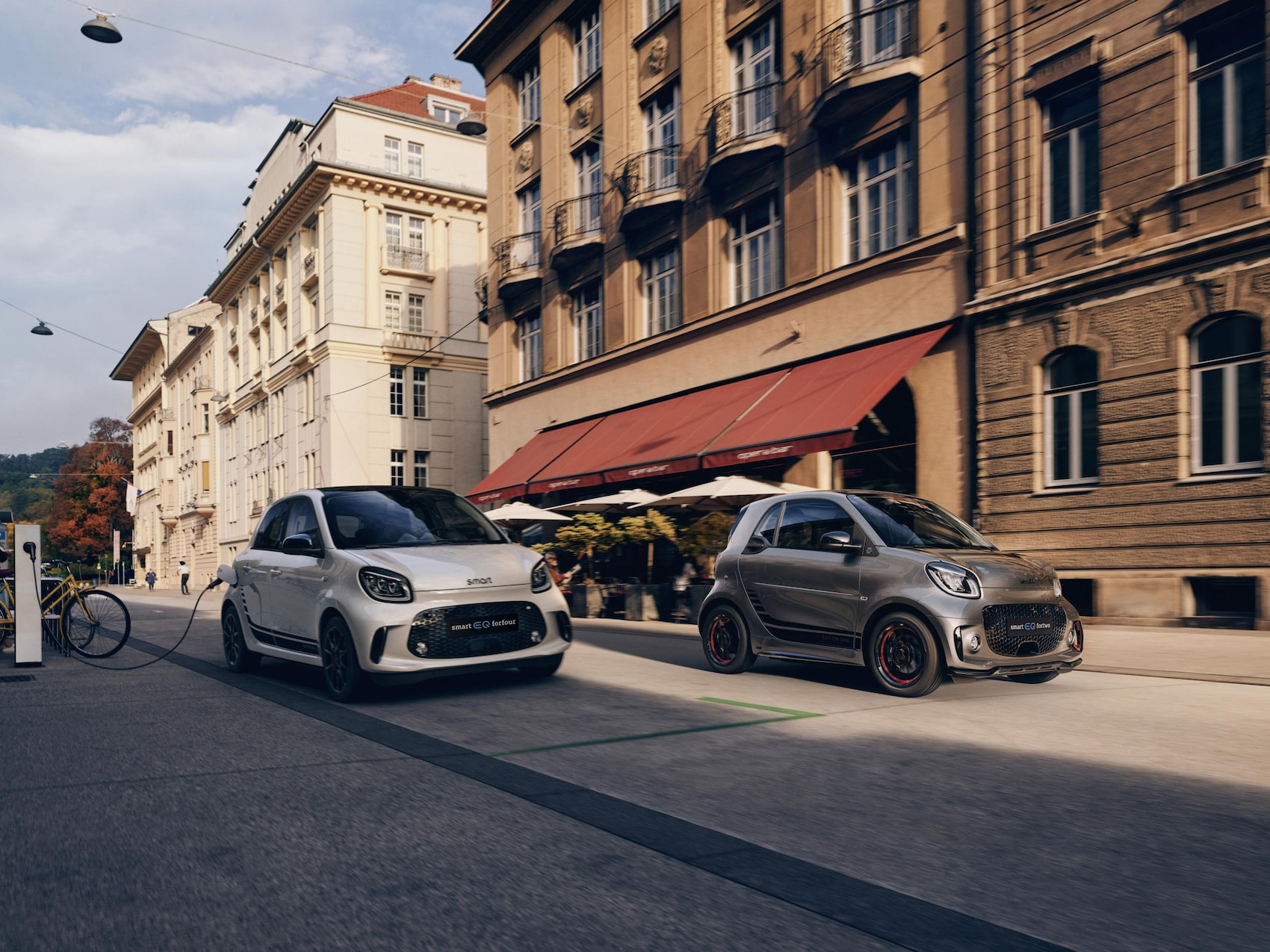 Mercedes-Benz 2021 smart