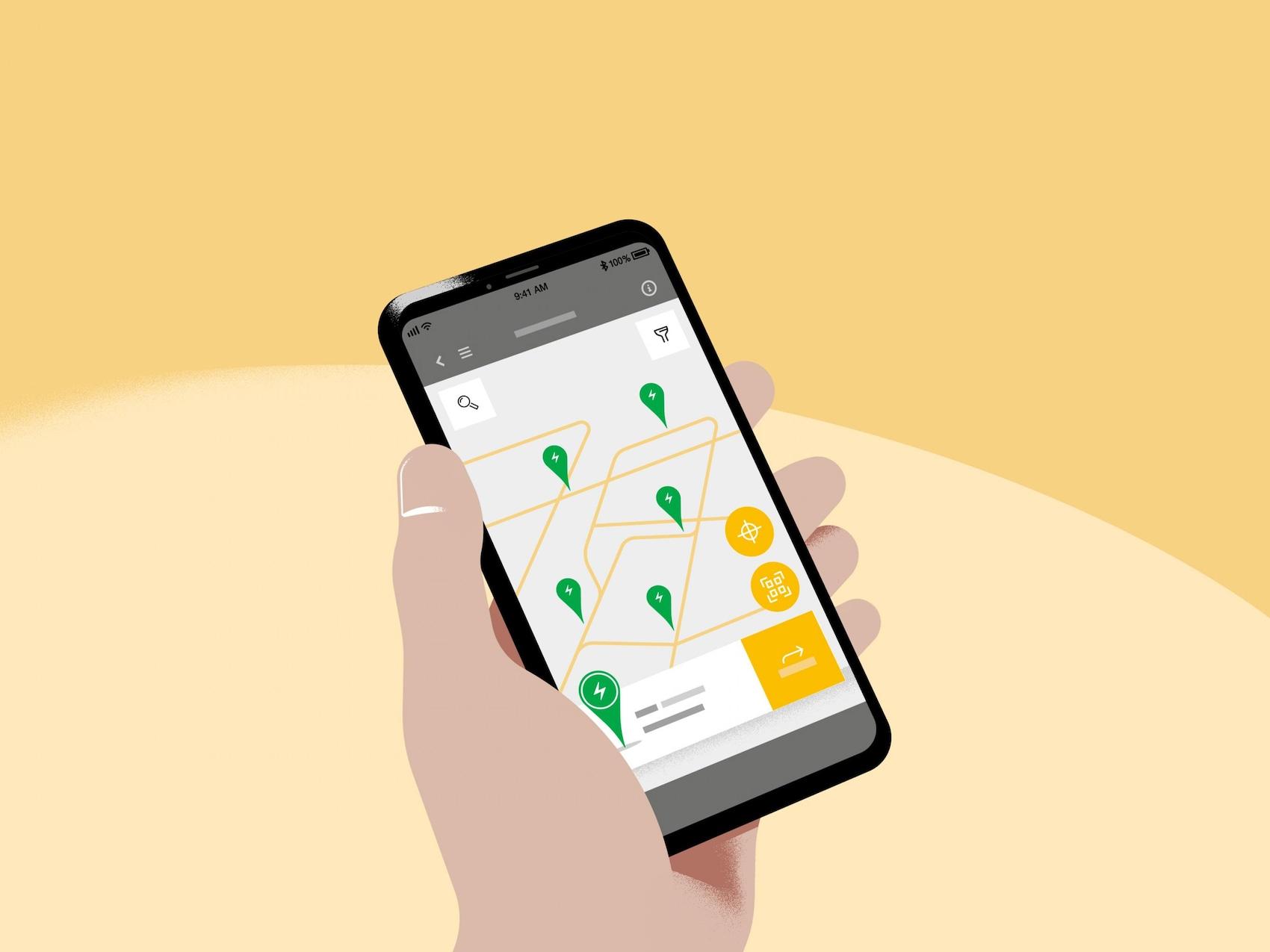 App servizi smart