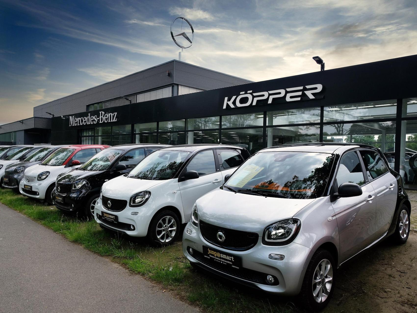Autohaus Herbert Köpper, Standort Dorsten