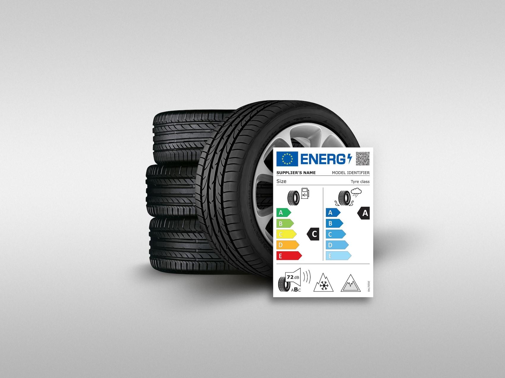 smart - EU-Reifenlabel